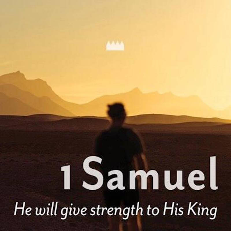 He Will Give Strength To His King – Part 3